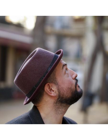 bombín negro sombrero inglés hongo 3