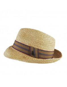 sombrero barato impermeable marrón unisex 1