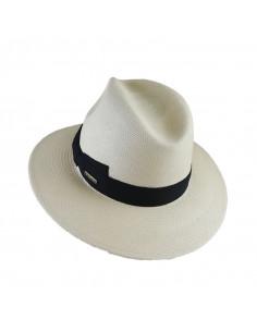 Sombrero panamá mayser color tabaco