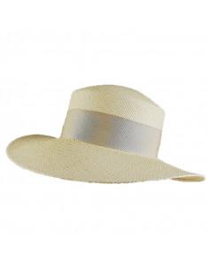 d2974174c0 Sombrero Panamá Amalia Natural