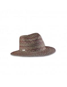 Original sombrero multicolor.