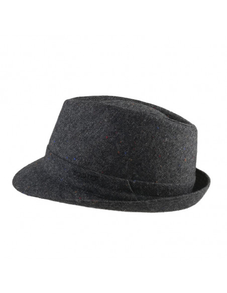 gorra moderna brad pitt negro 3