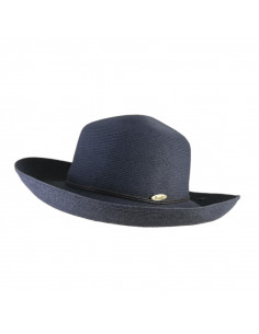 sombrero indiana jones impermeable plegable verde 1