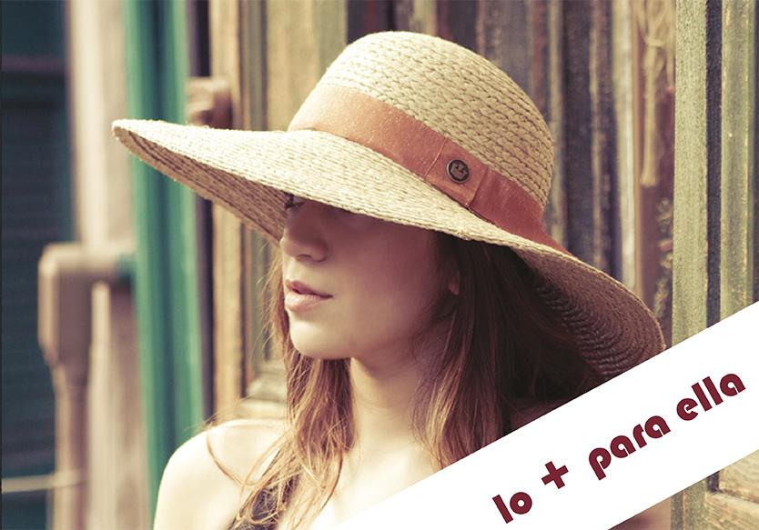 sombreros para ella